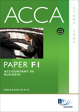 Pdf} becker professional education acca approved f1 accountant.