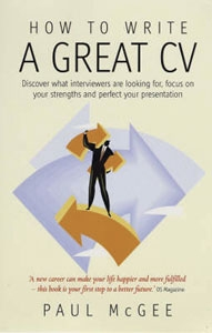 how to write great cv book